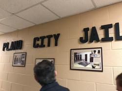 City Jail Facility Tour