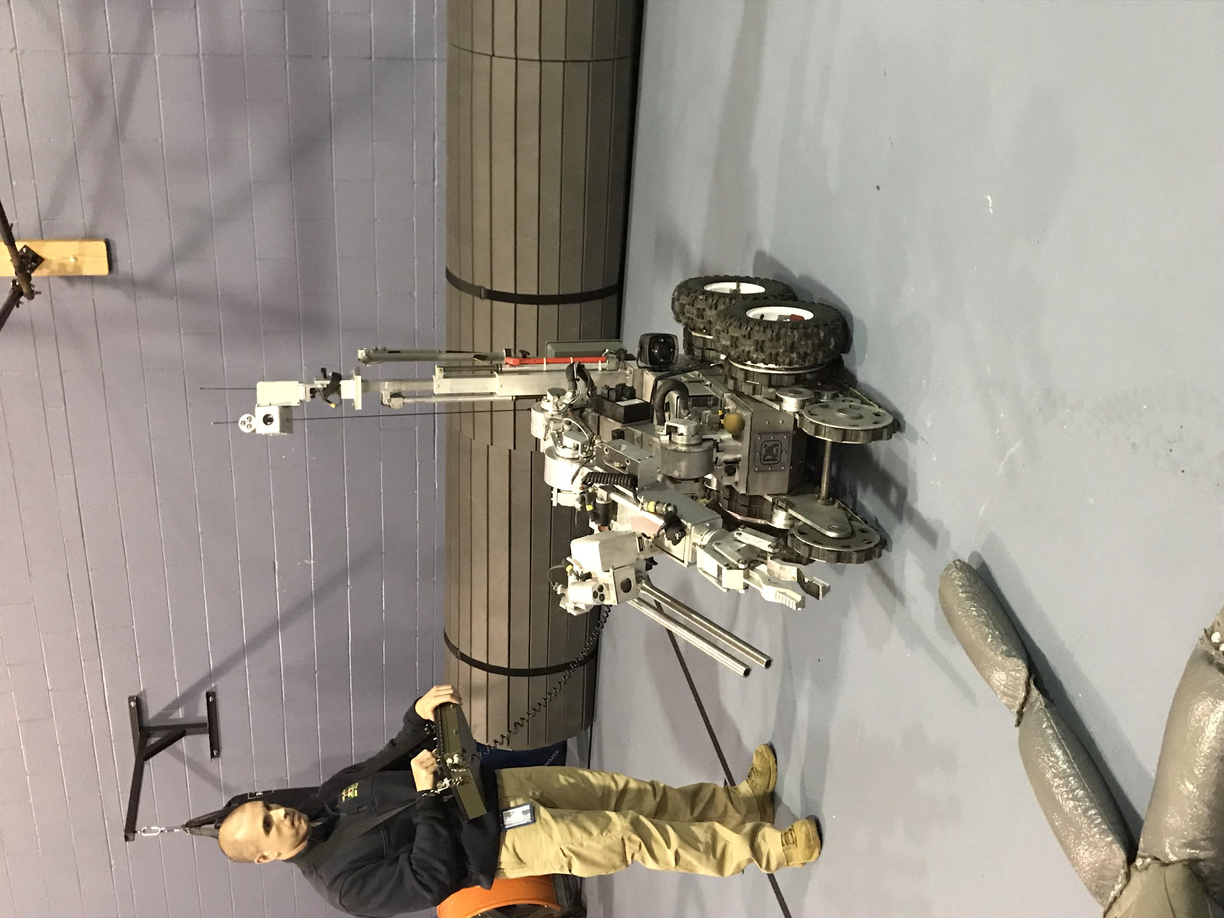 Bomb Tech Robots