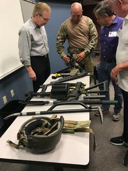 SWAT Team Gear