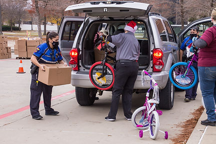 Christmas Cops Delivery.JPG