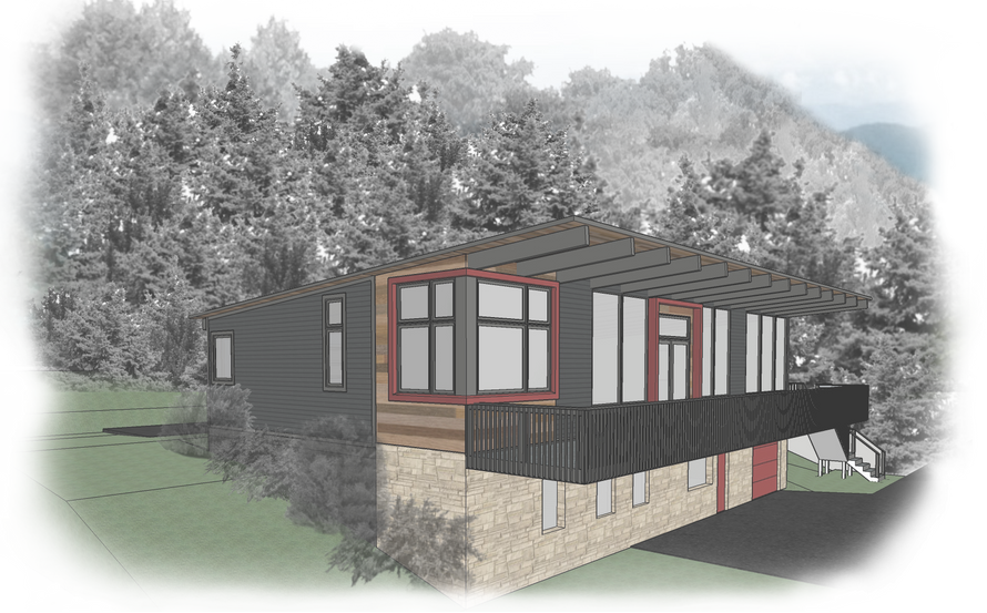 Otter House NW - proposed