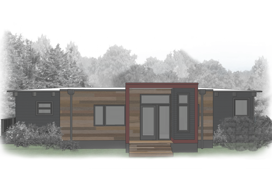 Otter House East - Proposed