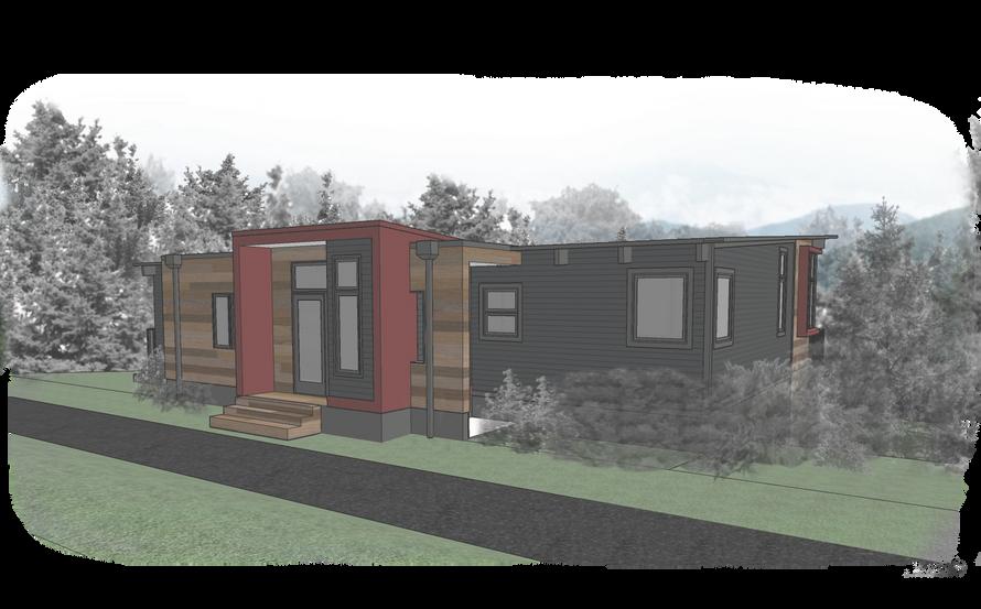 Otter House NE - Proposed