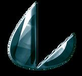 Agua Technology - Transparent Blue Logo