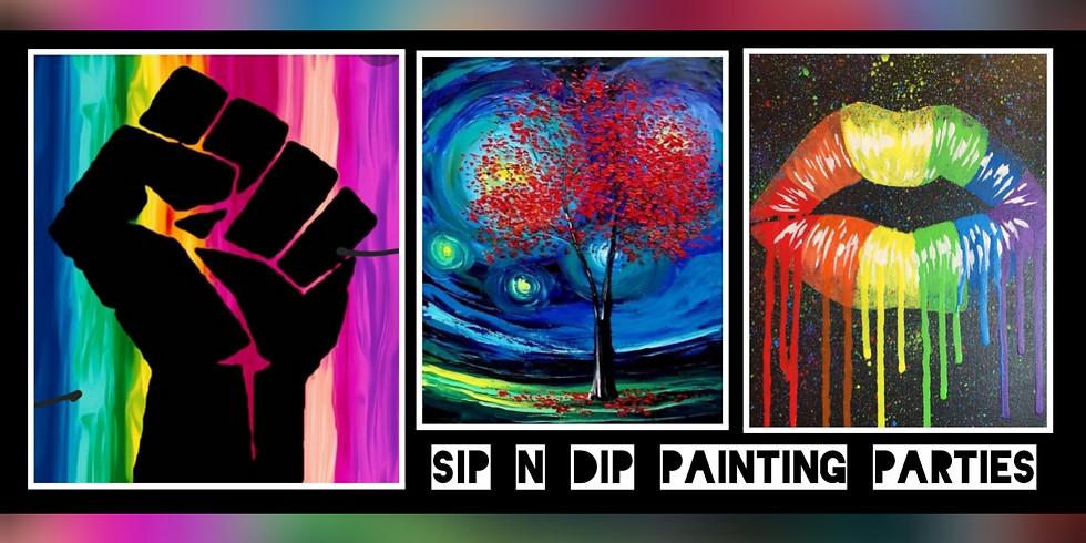 Sip N Dip ® Painting Party (Morgantown, WV)