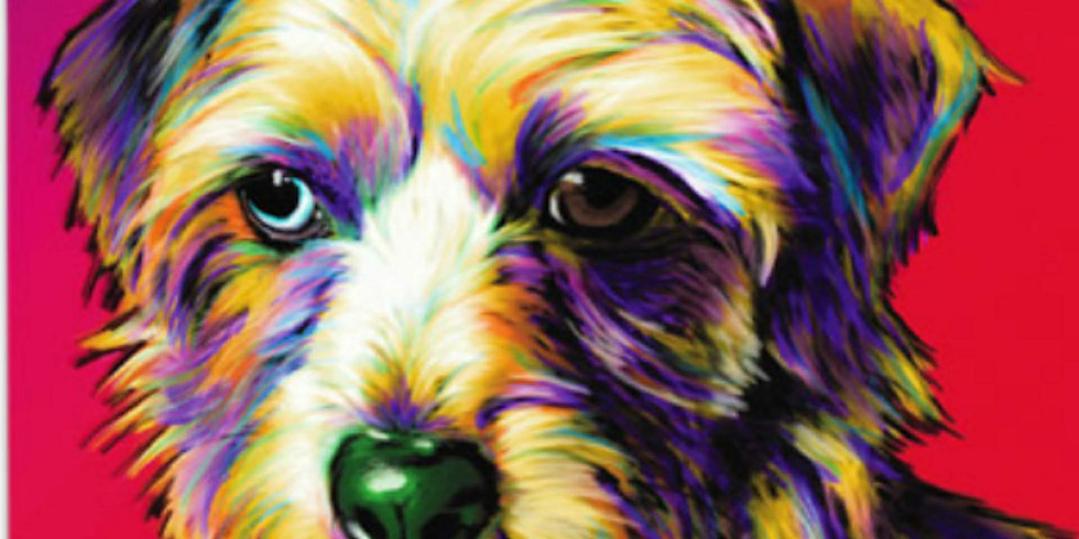Paint Your Pet @ Atria's
