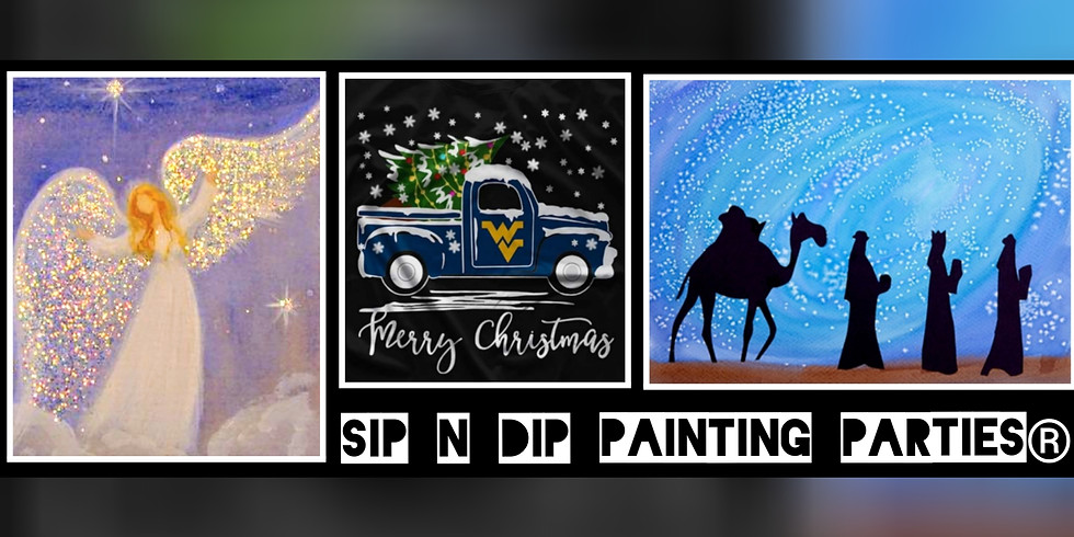 Sip N Dip ® The Ultimate Paint Night at Buffalo Wild Wings (Mount Hope, WV)