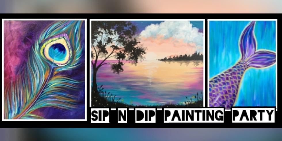 Psychic Medium Paint Night at Marylin's on Main(Uniontown, PA)