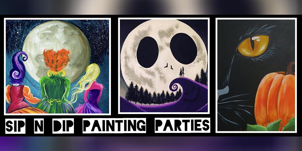 Psychic Medium Paint Night at Marylin's on Main (Uniontown, PA)