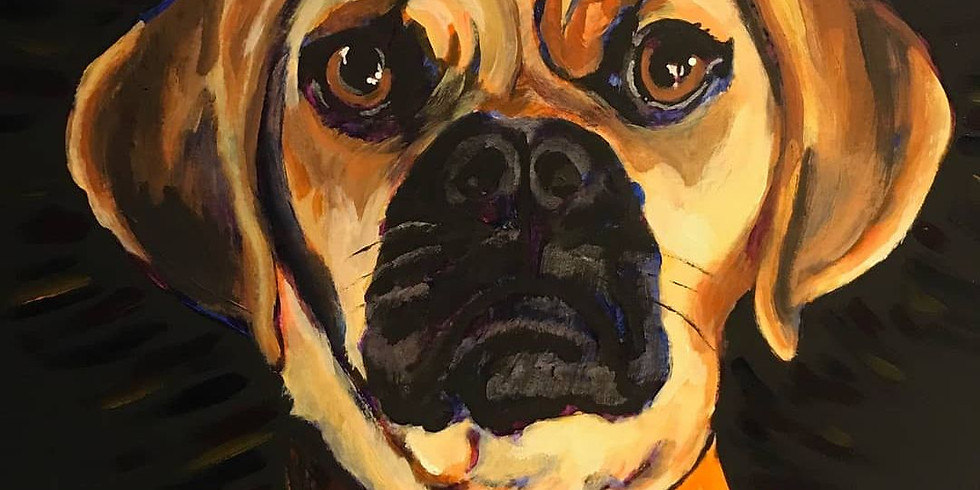 SOLD OUT!!!! Sip N Dip® Paint Your Pet at Buffalo Wild Wings (Morgantown, WV)