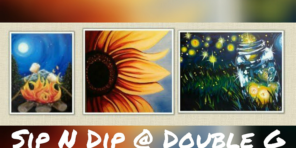 SIp N Dip at Double G RV Park (McHenry MD)
