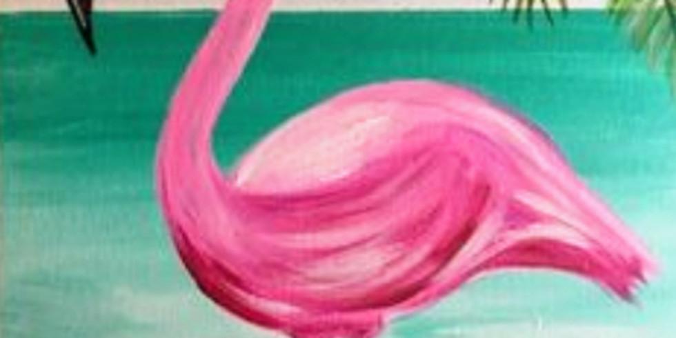 Sip N Dip® Virtual Painting Party