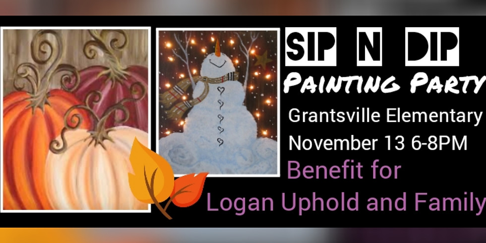 Sip N Dip Benefit for Logan Uphold and Family