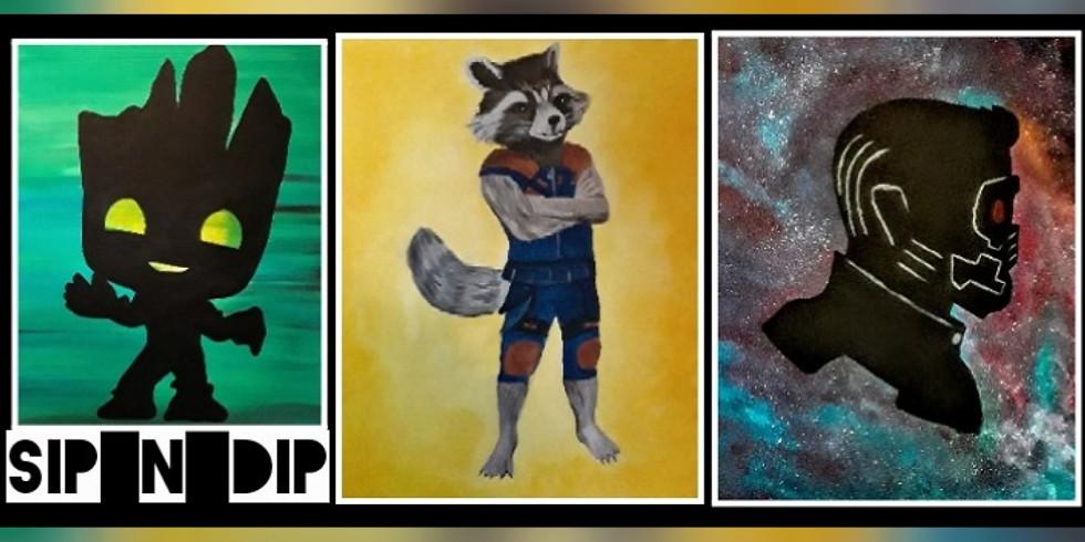 Guardians of the Galaxy Night @ Buffalo Wild Wings(Suncrest-Morgantown, WV)