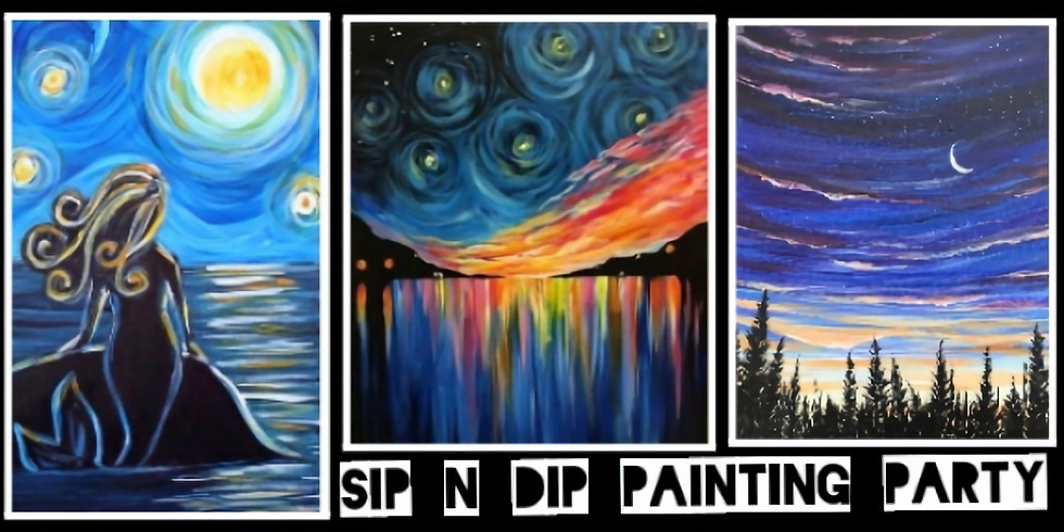 Psychic Medium Paint Night at Buffalo Wild Wings(Morgantown,WV)