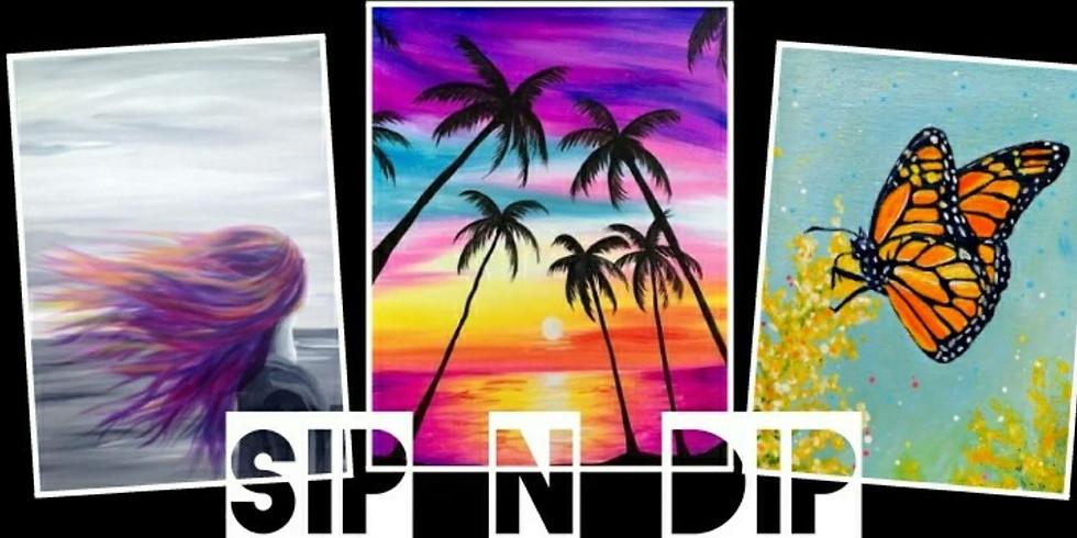 Sip N Dip at Tropics