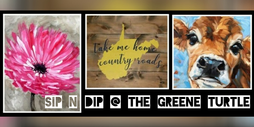 Sip N Dip @ The Greene Turtle Deep Creek Lake