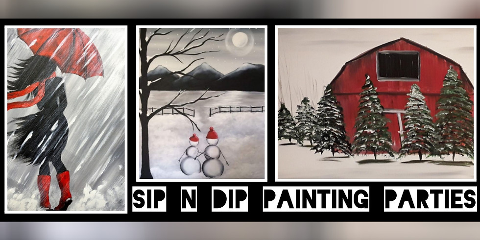 Sip N Dip ® The Ultimate Paint Night at Buffalo Wild Wings (LaVale, MD)