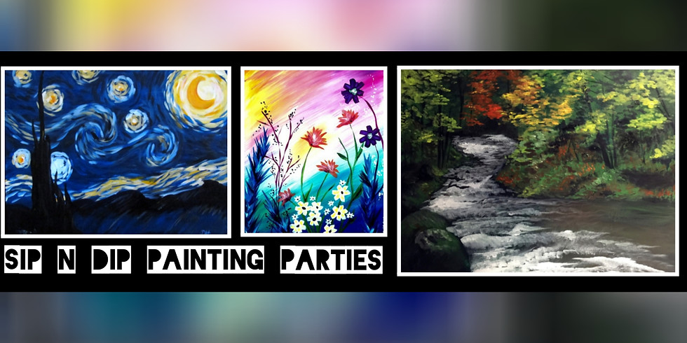Psychic Medium Paint Night at Buffalo Wild Wings (Clarksburg, WV)