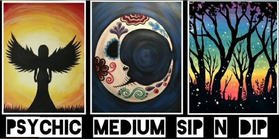 Psychic Paint Night with Sip N Dip (Deep Creek Lake)