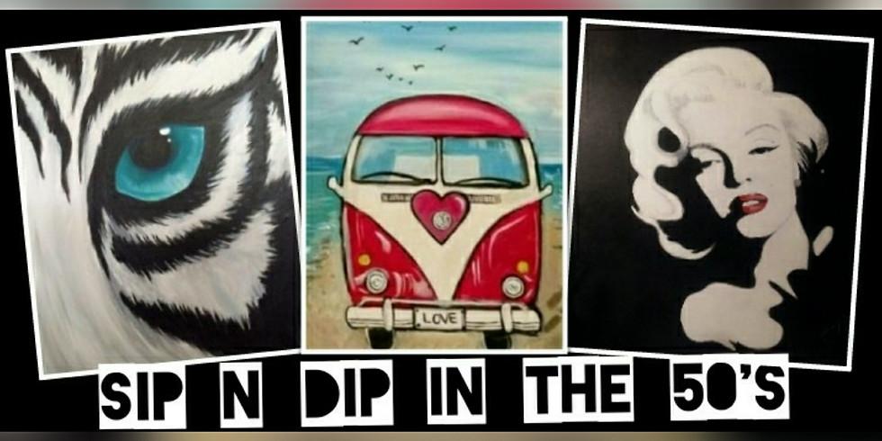 1950's Sip N Dip