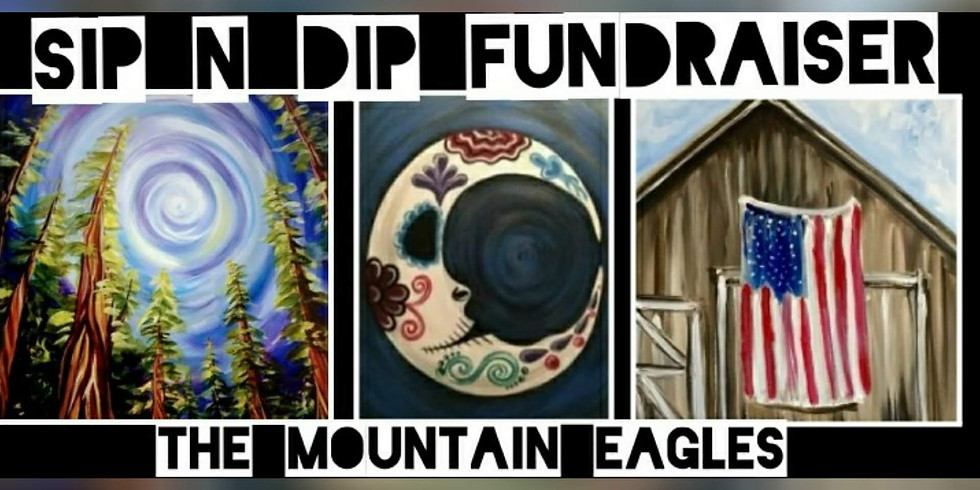 Sip N Dip for the Gathering of the Mountain Eagles Fundraiser Event