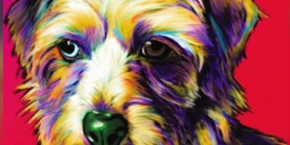 Paint Your Pet at The Democrat Club