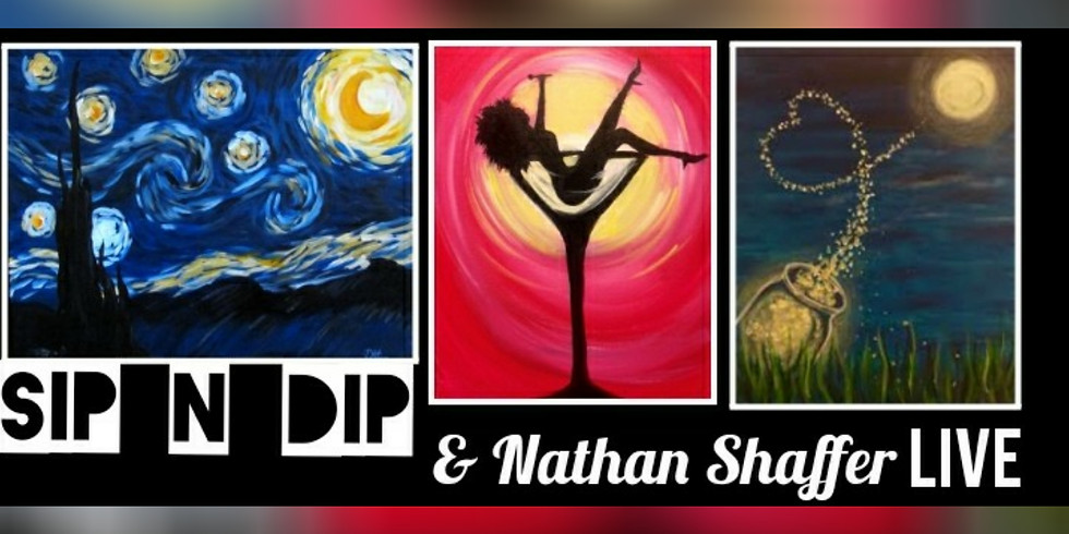 ArtMusicFusion Feat. SIP N DIP and NATHAN SHAFFER LIVE