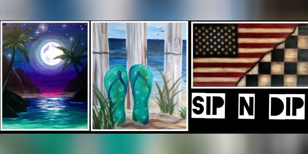 Sip N Dip Fundraiser for ARCH of Hagerstown MD