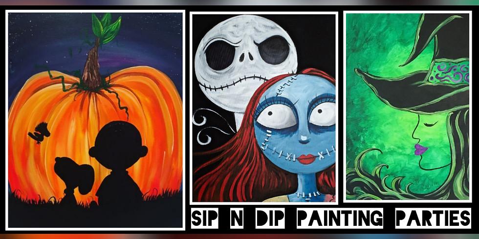 Sip N Dip Trio Experience at Buffalo Wild Wings (Clarksburg, WV)