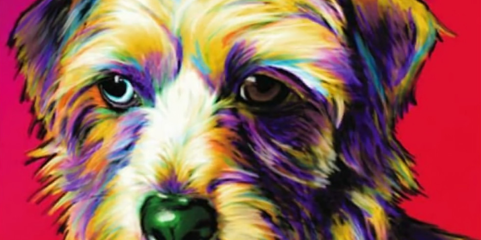 Paint Your Pet at Buffalo Wild Wings (University Town Centre) (1)
