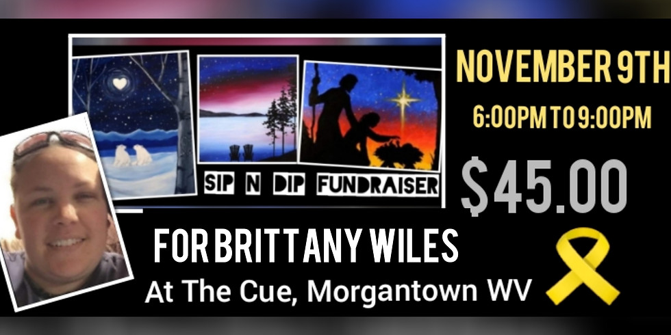 Sip N Dip Fundraiser for Brittany Wiles