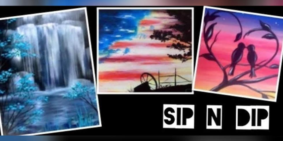 Sip N Dip Benefit for Eastern Stars(Frostburg, MD)