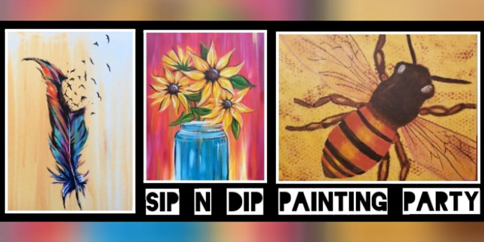 Sip N Dip Trio at Buffalo Wild Wings (Suncrest) Morgantown, WV