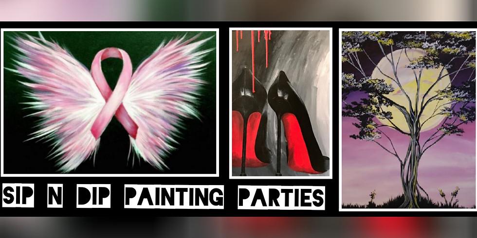 Psychic Medium Paint Night at Buffalo Wild Wings (Morgantown, WV)