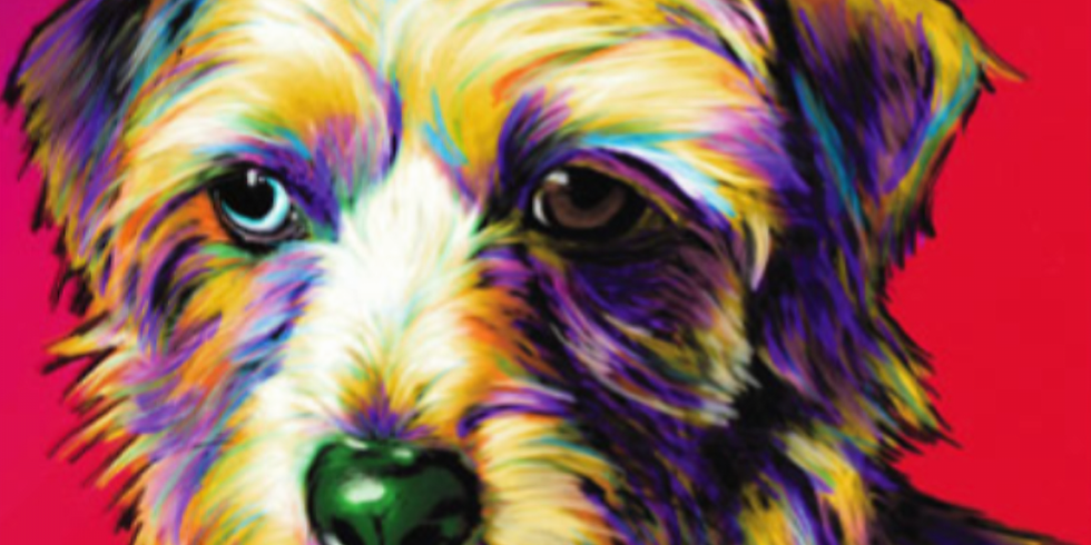 Paint Your Pet at Mainstage Morgantown