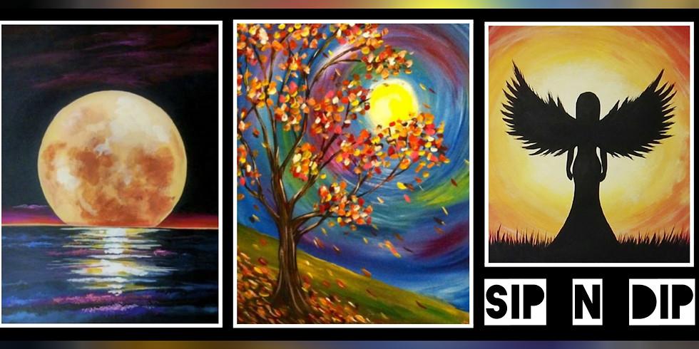 Psychic Medium Paint Night at Buffalo Wild Wings (Lavale, MD)