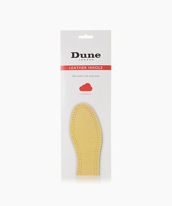 FULL LEATHER INSOLE