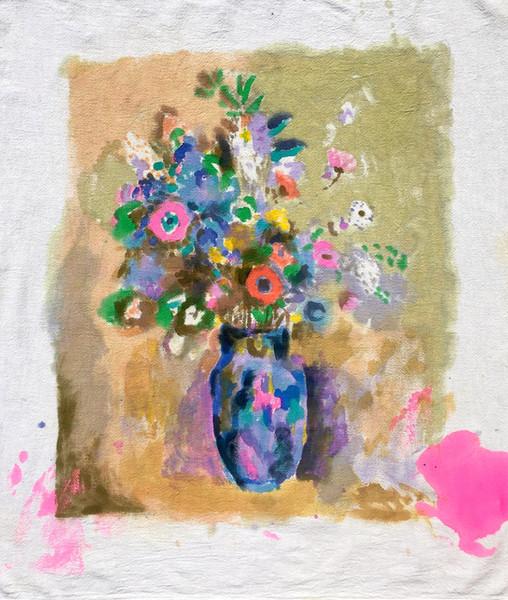 Bouquet of Flowers, 2021