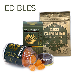 CBD Cure Gummies