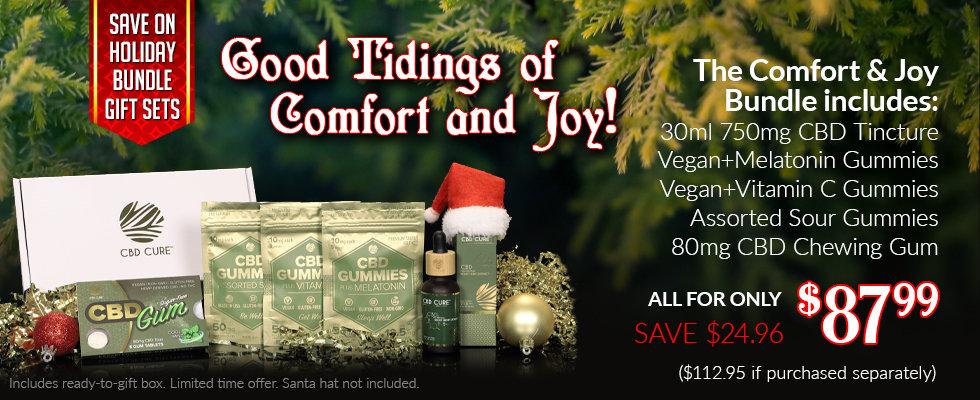 Comfort and Joy Holiday Bundle