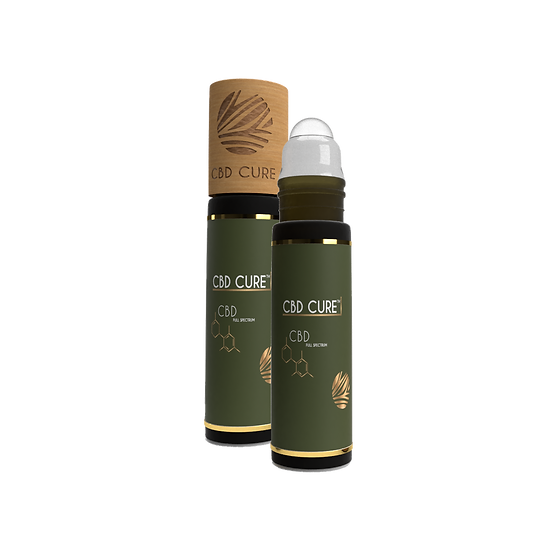 WHOLESALE 150mg CBD COOLING ROLL-ON (6-PAK)