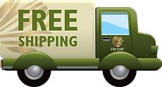 CBD Cure Free Shipping