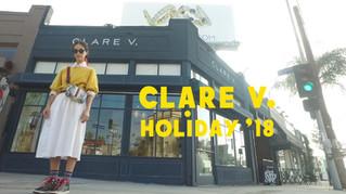 Clare V.