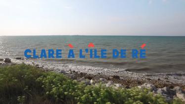 Clare à l'Île de Ré