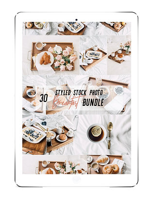 30 Stock Breakfast Bundle