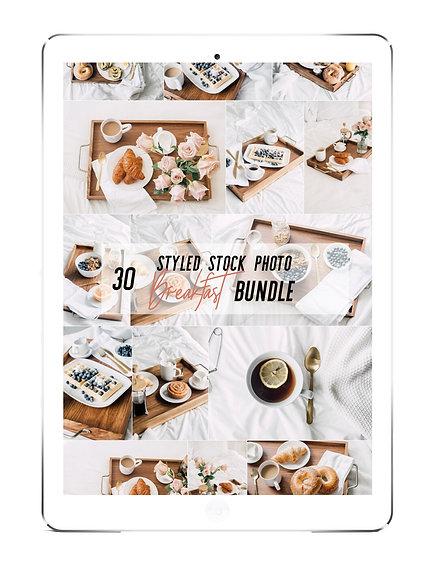 30 Stock Breakfast Bundle