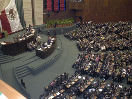 Reformas constitucionales y desarrollo legal en México, en el trabajo de las legislaturas LX y LXI