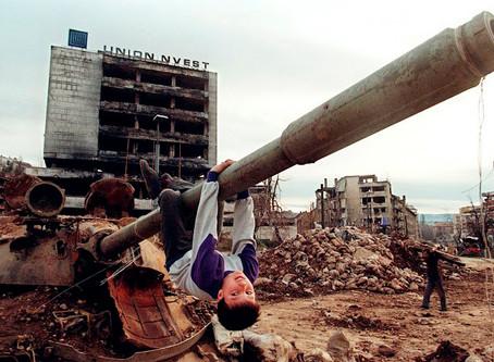 Un día en el sitio de Sarajevo