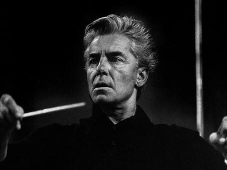 Un recuerdo de Herbert von Karajan